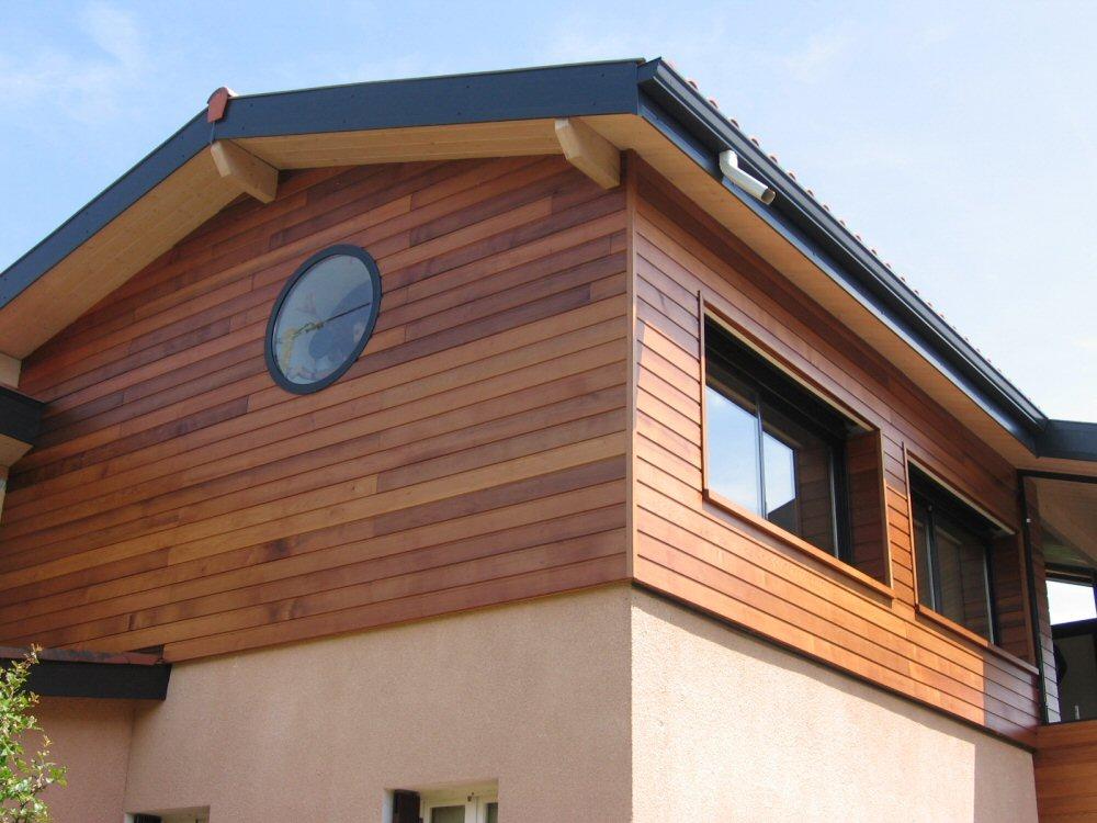 Maisons bois, charpentes bois, terrasses bois et aménagements bois